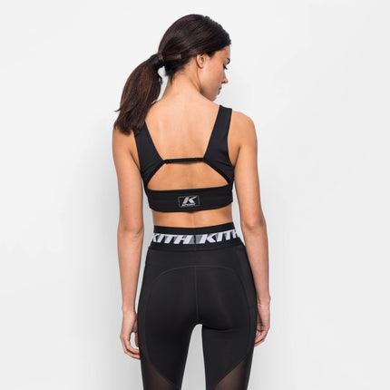 Kith Milly Sports Bra - Black