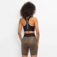 Kith Women Bianca Shine Sports Bra - Black Thumbnail 5