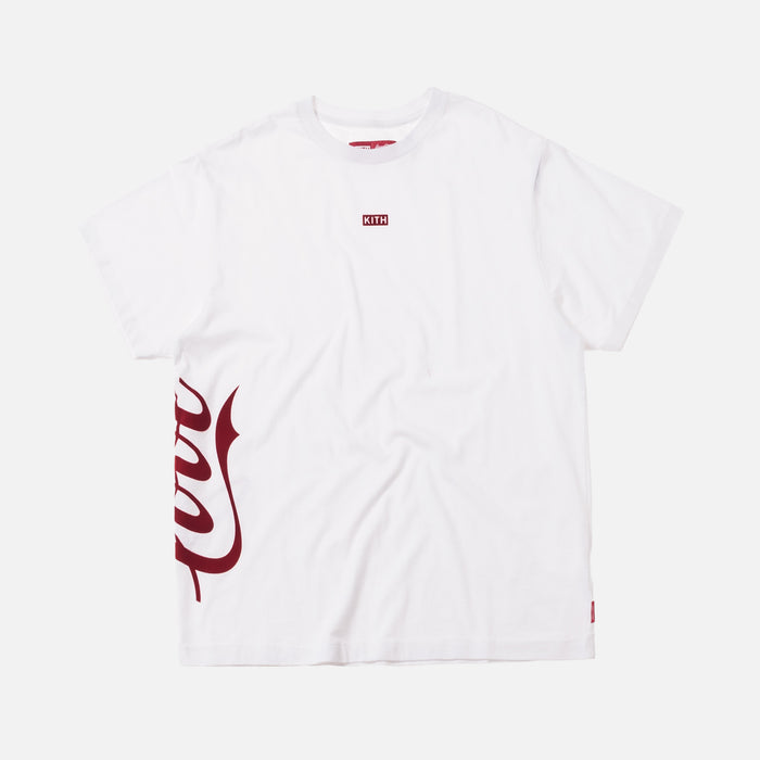 Kith Women x Coca-Cola Mott Love Tee - White