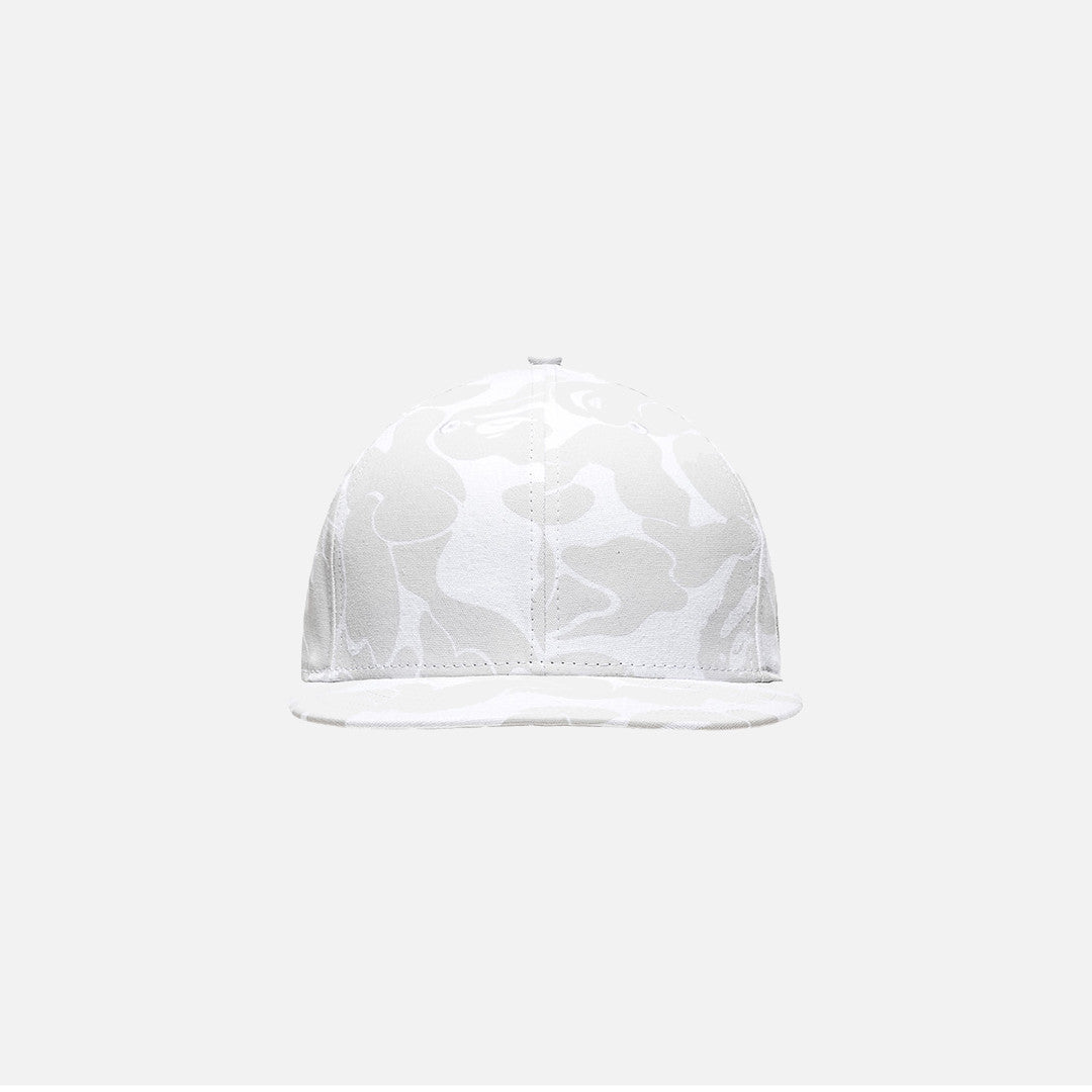 Kith x A Bathing Ape x New Era Camo 59Fifty Cap