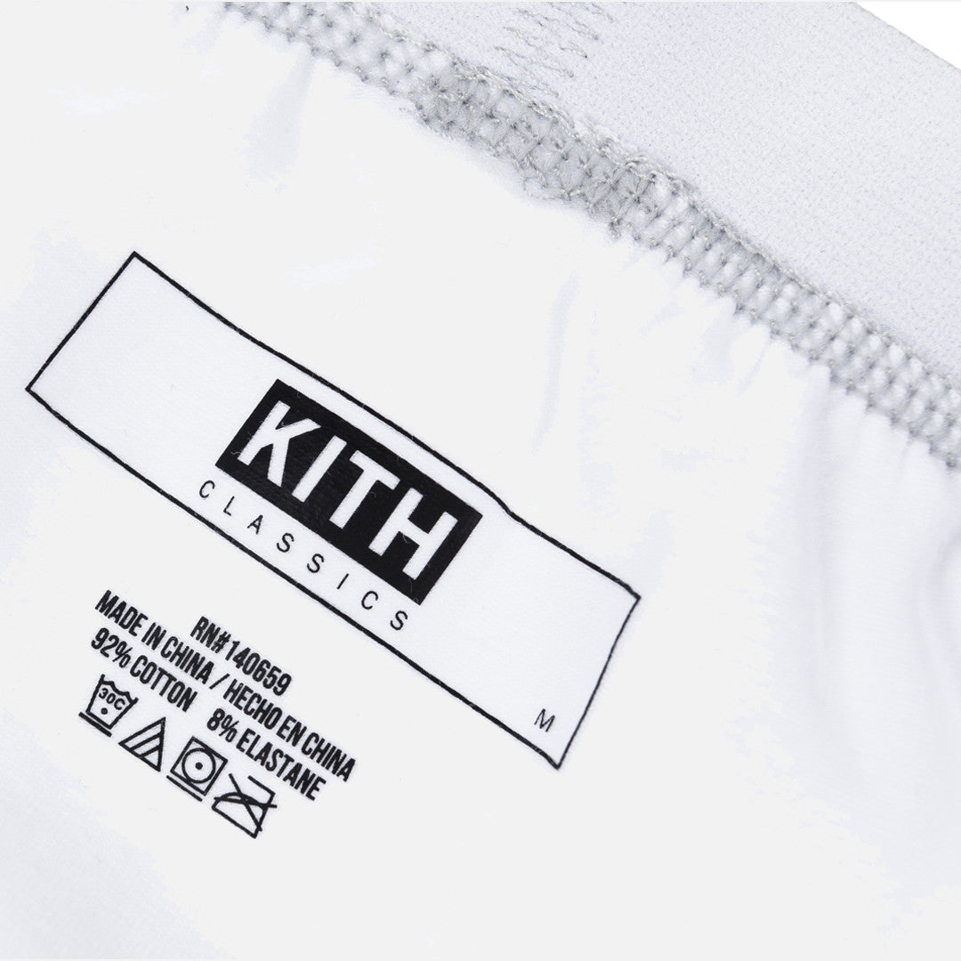 Kith classics boxer brief white grey kith for Progressive house classics
