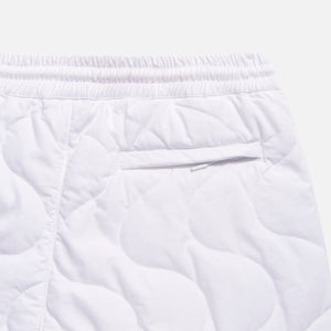 Kith for BMW Quilted Racing Pants - Off White Image 7