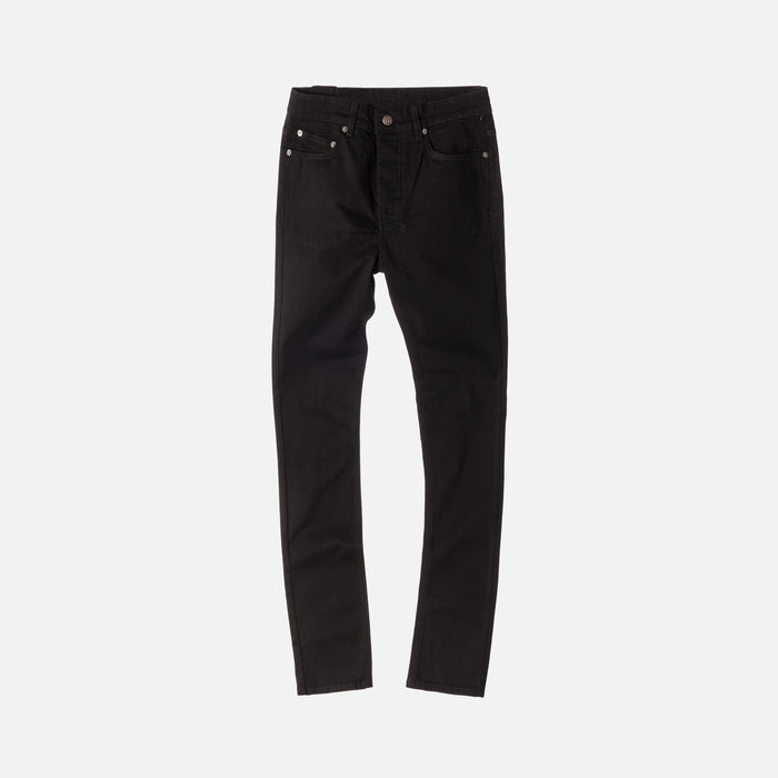 Ksubi Chitch Laid Denim - Black