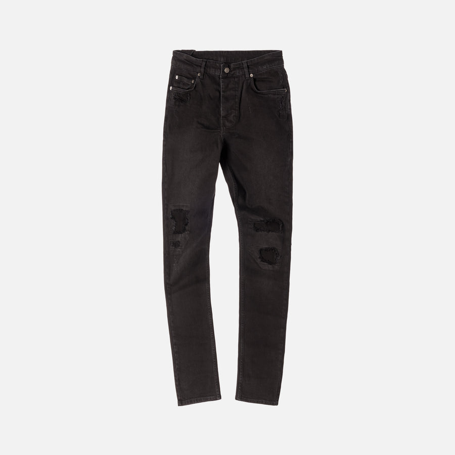 Ksubi Chitch Denim - Boneyard Black