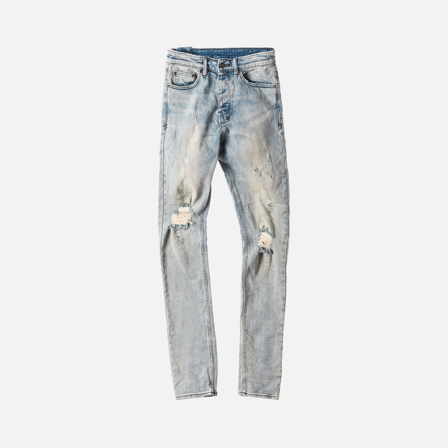 Ksubi Chitch Messed Up Denim - Light Wash