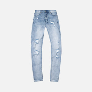 Ksubi Van Winkle Trashed Dreams Denim - Light Blue Image 1