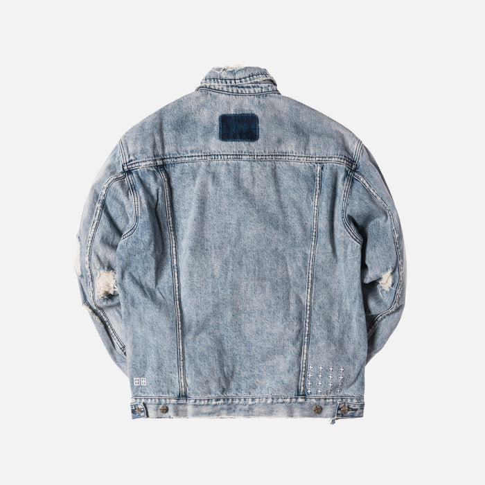 Ksubi Oh G Jacket - Acid Trip Wash