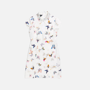 Kim Shui Butterfly Dress - White