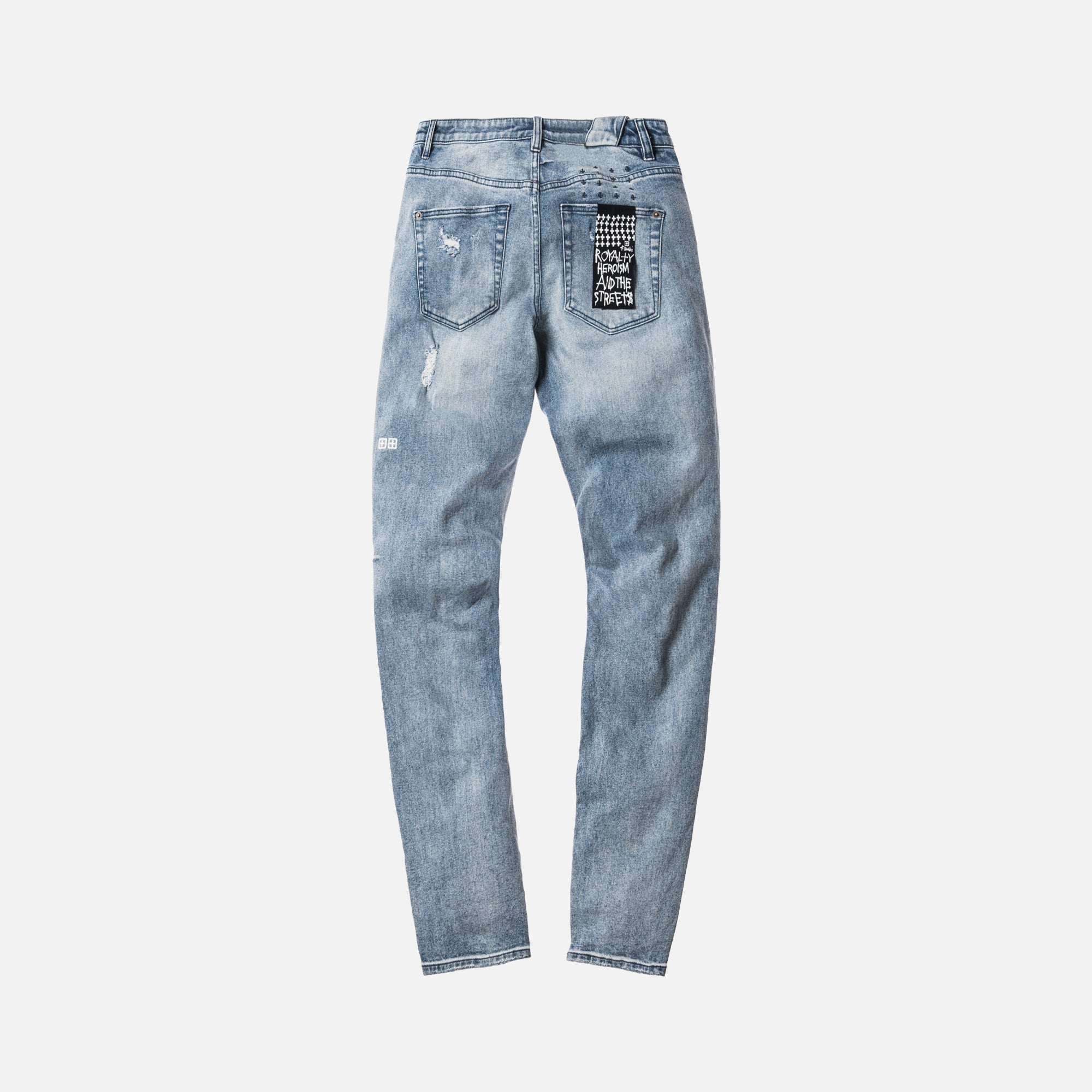 Ksubi Chitch Underground Denim - Blue