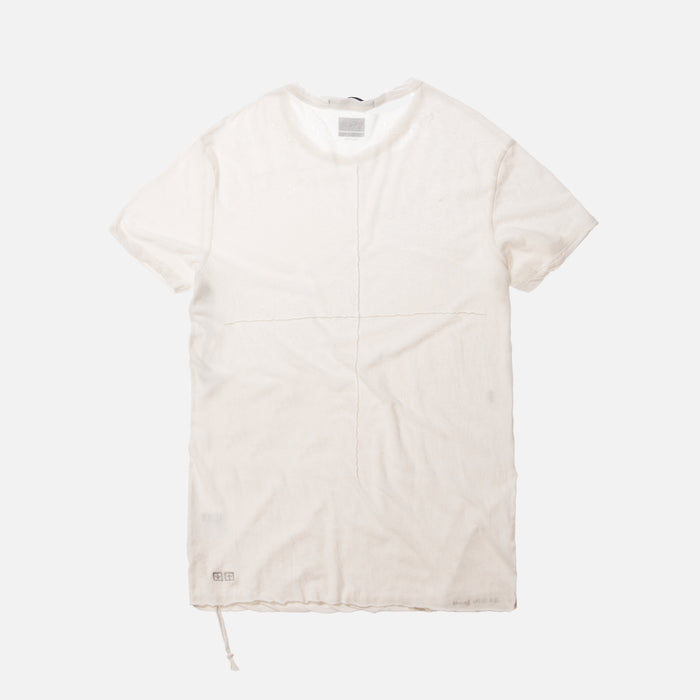 Ksubi Utica Tee - Worn in White