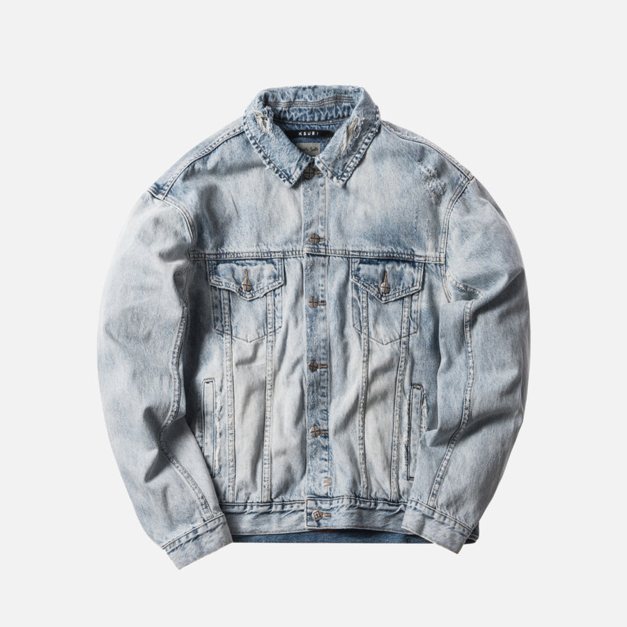 Ksubi x Travis Scott Oh G Jacket - Ghosted