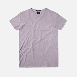 Ksubi Seeing Lines Tee - Lighter Than Lavender