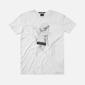 Ksubi Naughty Boys Tee - True White