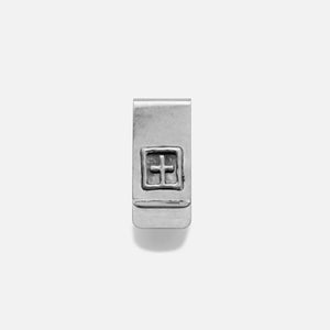 Ksubi Broke Money Clip - Silver