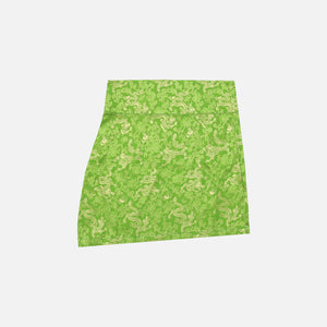 Kim Shui Brocade Skirt - Green