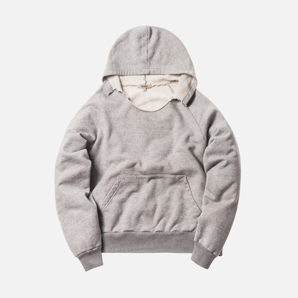 Yeezy Season 5 RIP Hoodie - Heather Grey