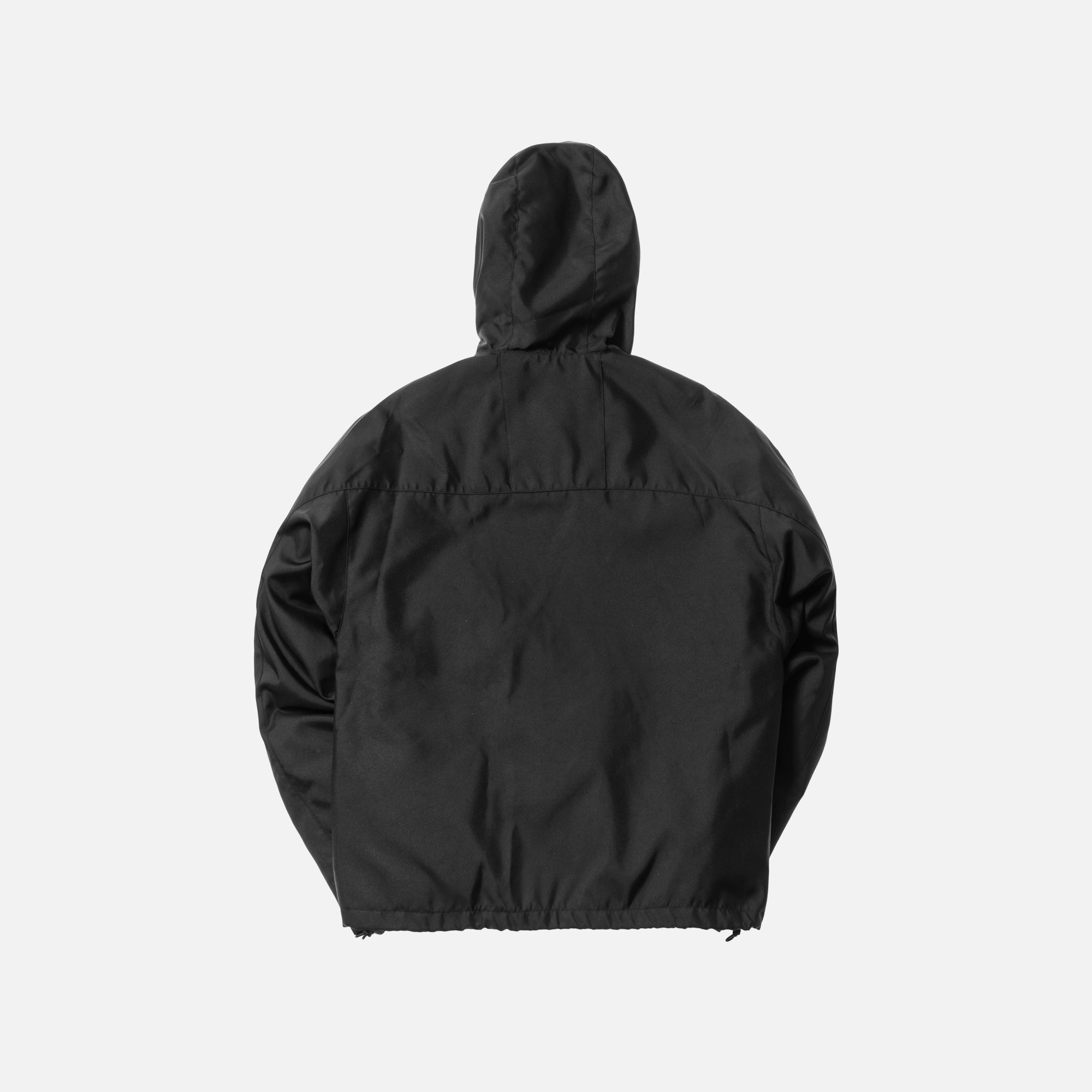 Yeezy Season 5 Parka Pockets Nylon Jacket - Black