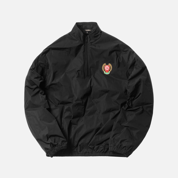 Yeezy Season 5 Half-Zip Windbreaker - Ink