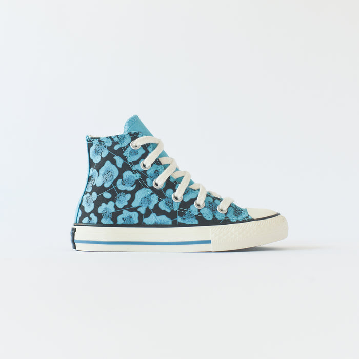 Converse x Dr Woo Kids CTAS High ORG - Blue