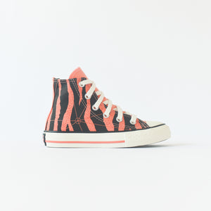 Converse x Dr Woo Kids CTAS High ORG - Tiger Stripe
