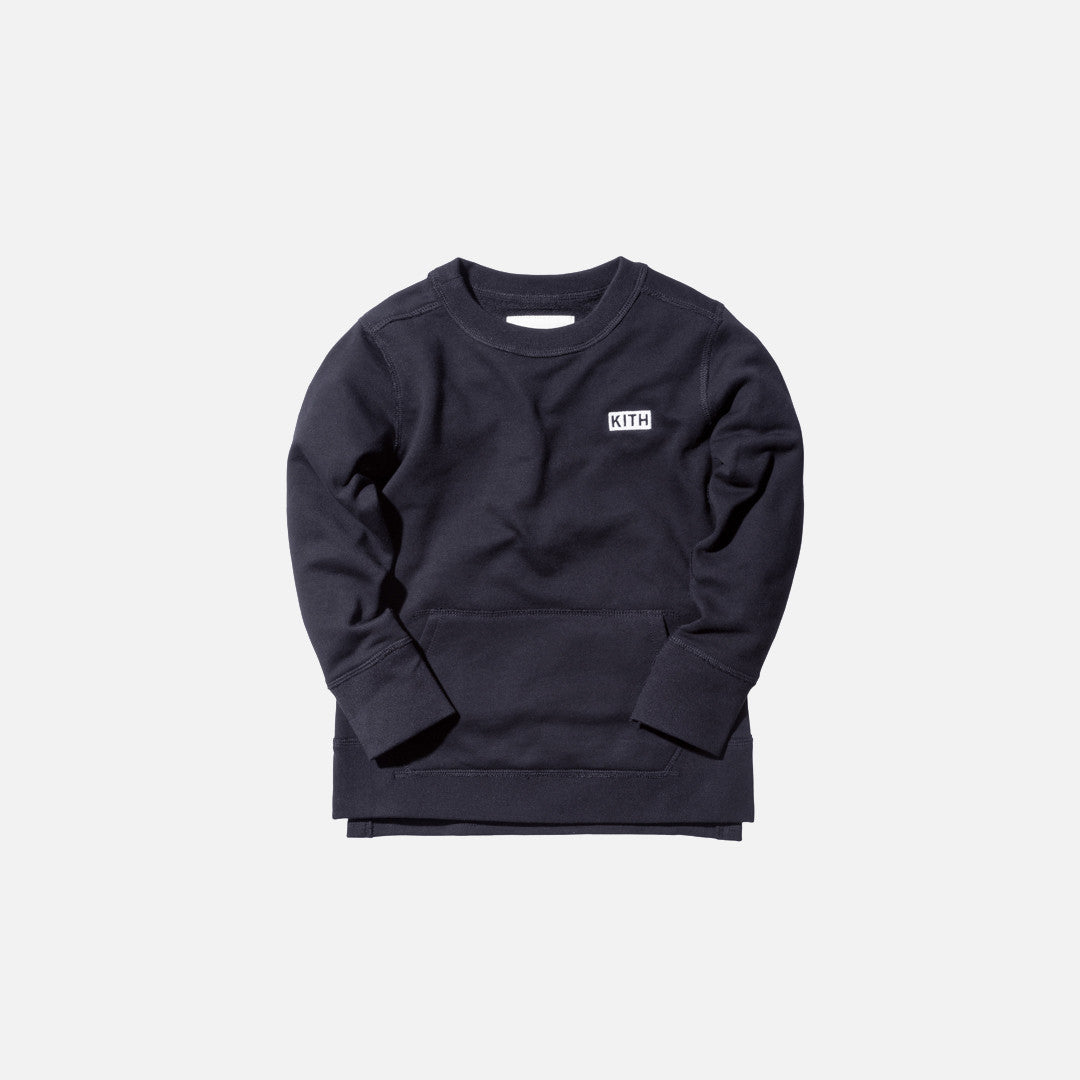 Kidset Thompson Crew - Navy