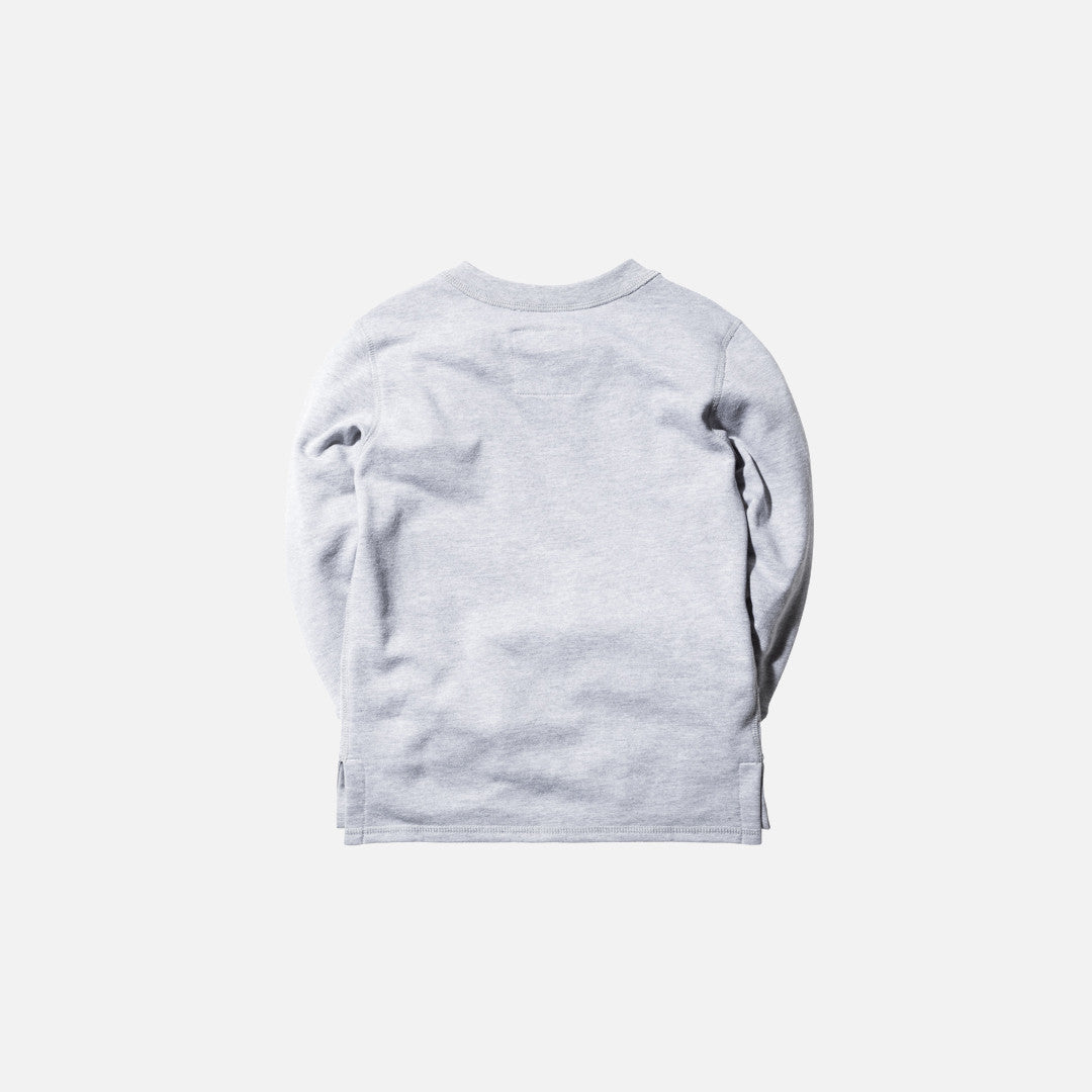 Kidset Thompson Crew - Athletic Grey