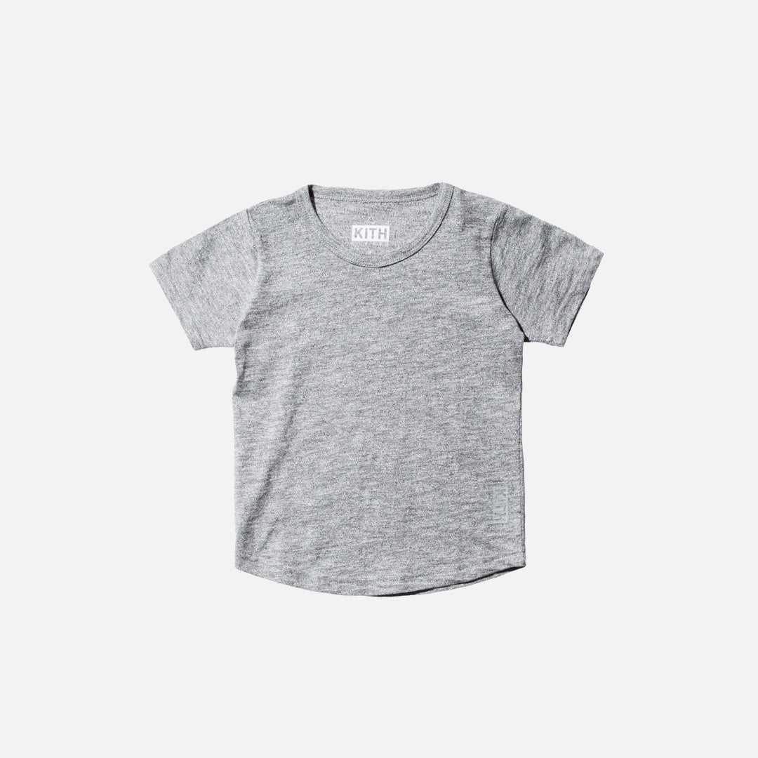 Kidset LaGuardia Tee - Athletic Grey