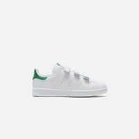adidas Pre-School Stan Smith - White / Green Thumbnail 1
