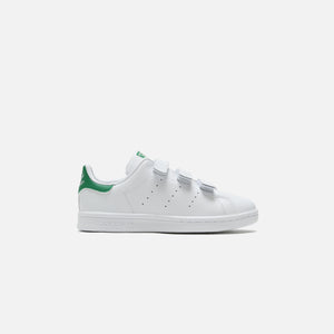 adidas Pre-School Stan Smith - White / Green Image 1