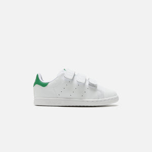 adidas Toddler Stan Smith - Footwear White / Green