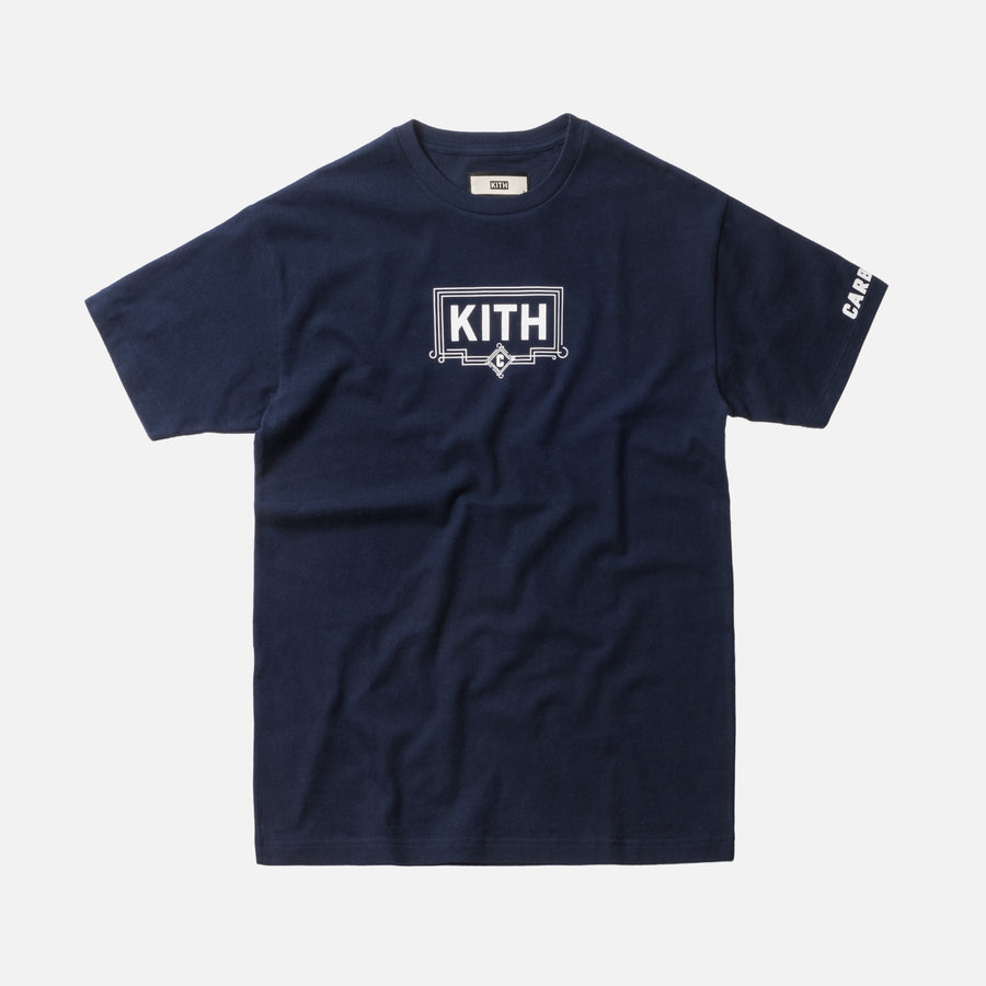 Kith x Carbone Tee - Navy