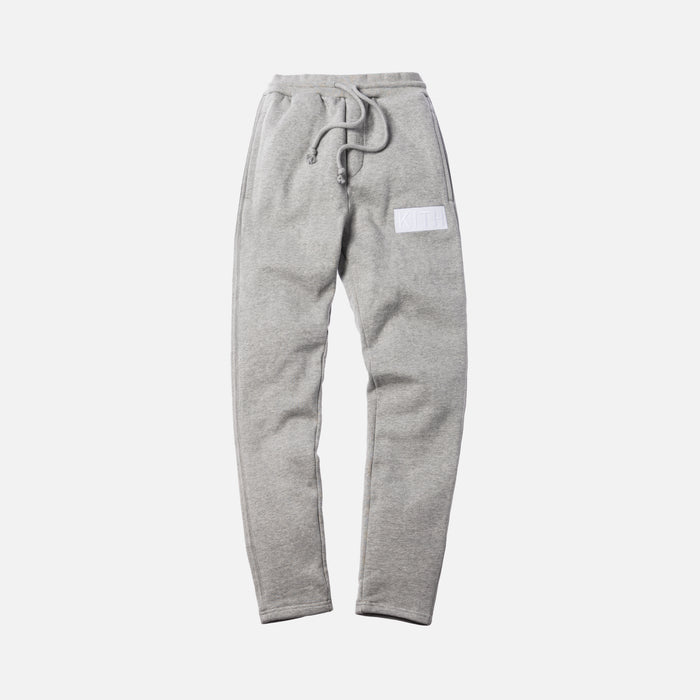 Kith Williams II Sweatpant - Heather Grey