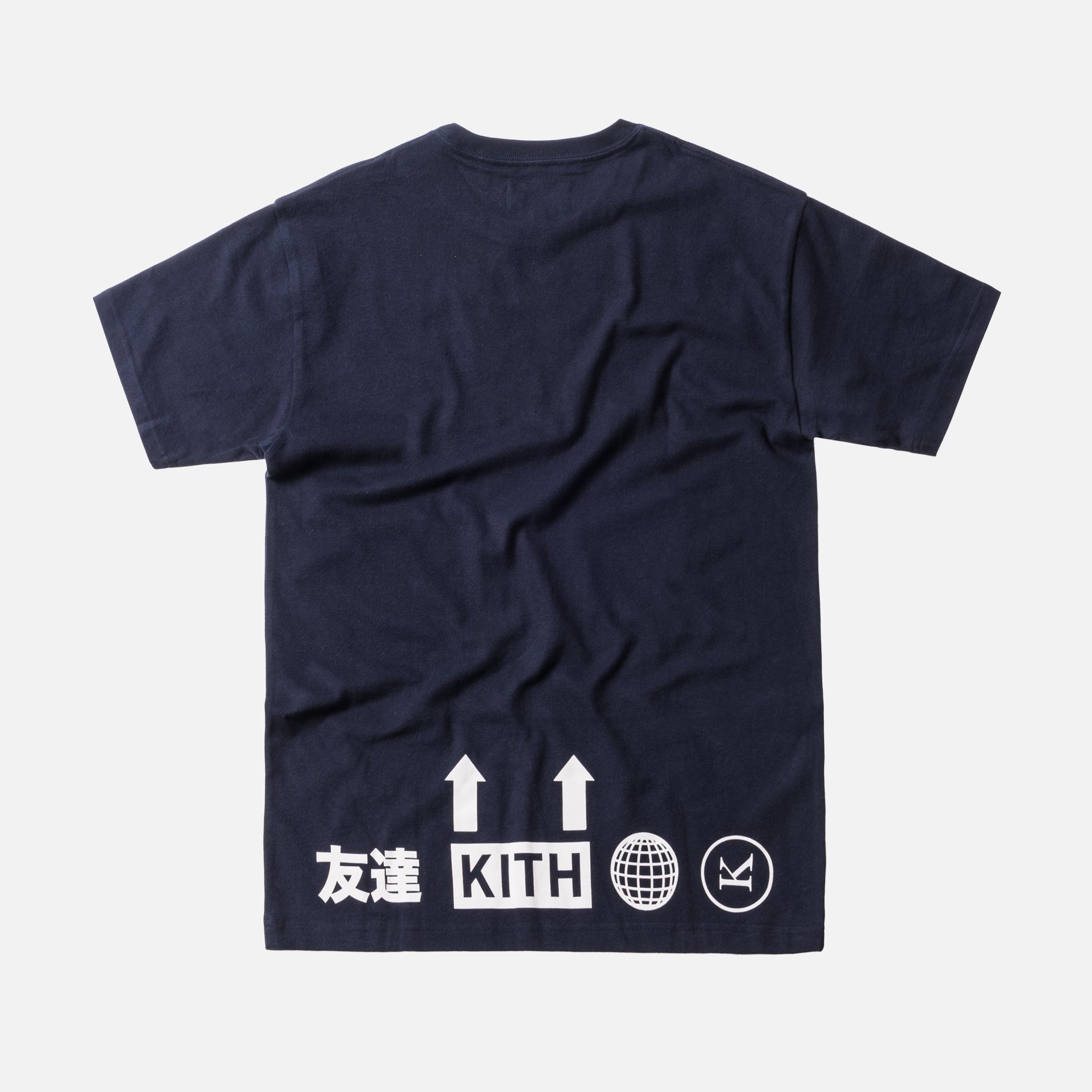 Kith Embrace Youth Tee - Navy