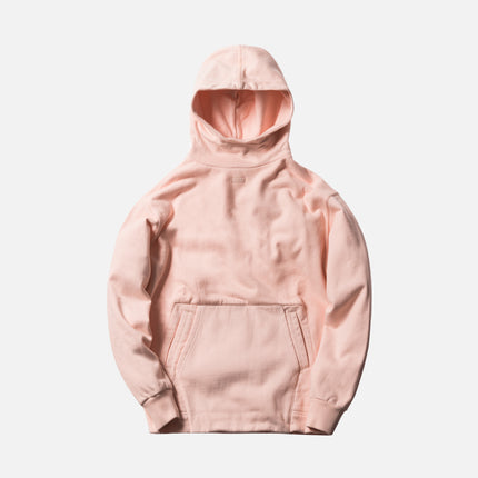 Kith Double Pocket Hoodie - Light Pink