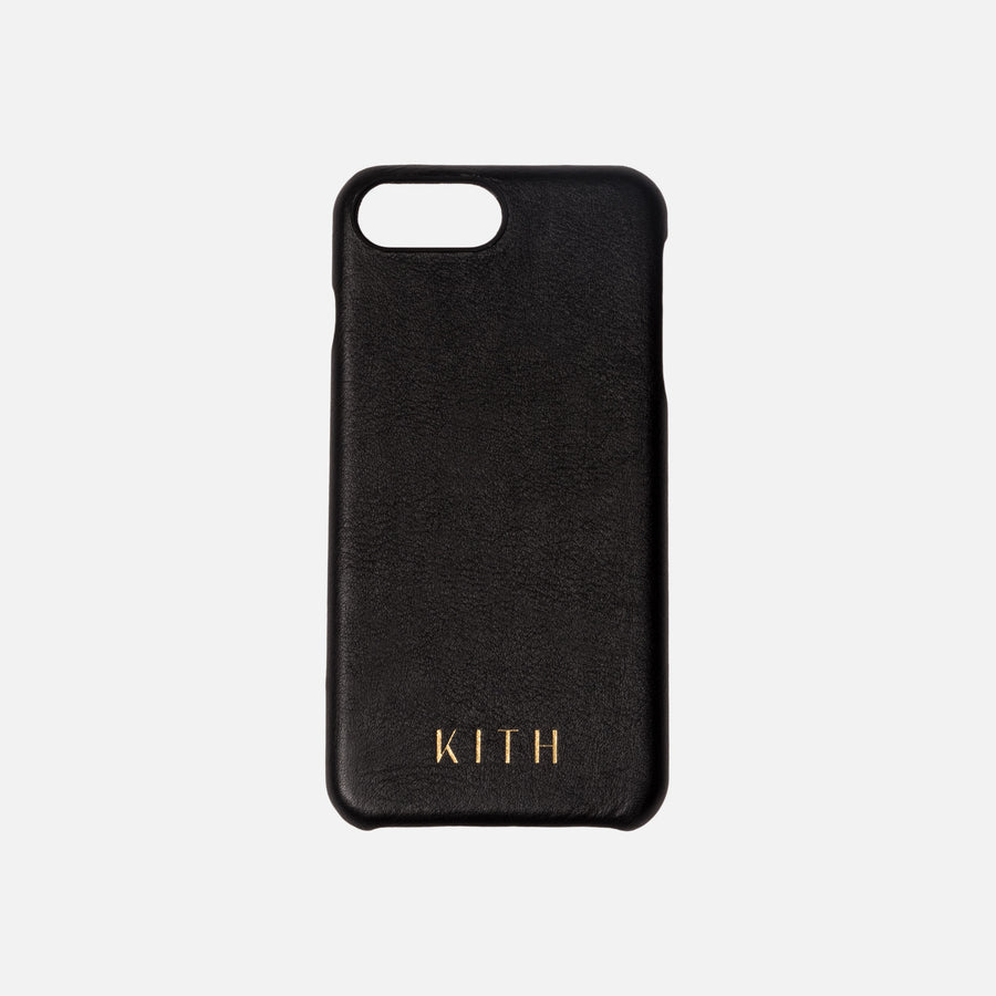 Kith iPhone 7+ Case - Black