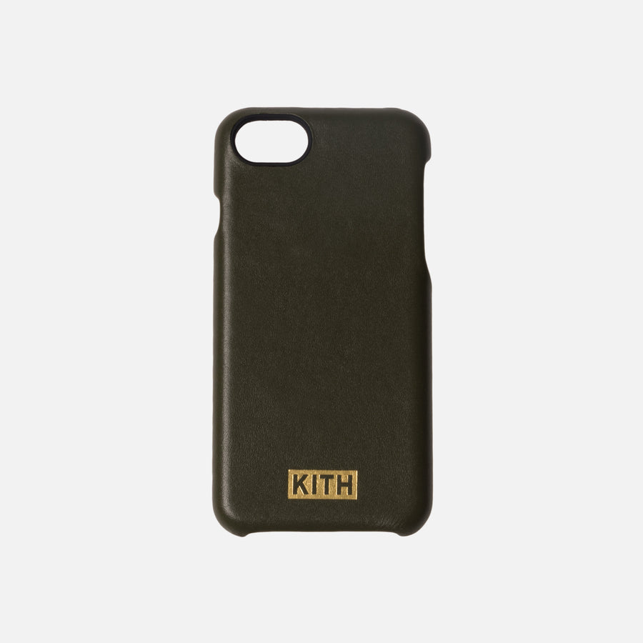 Kith iPhone 7 Case - Forest