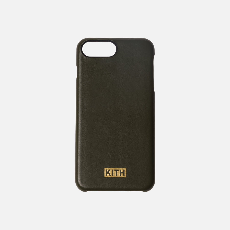 Kith iPhone 7+ Case - Forest