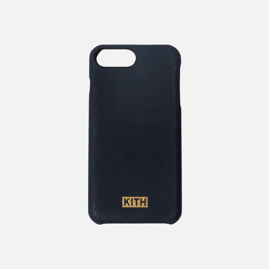 Kith iPhone 7+ Case - Navy