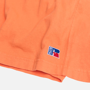Kith x Russell Athletic Classic Shorts - Golden Poppy