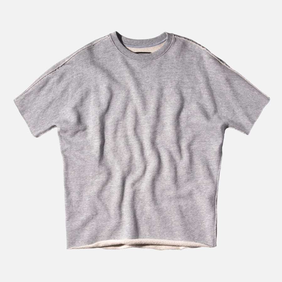 Kith Classics Alton Terry Tee - Heather Grey