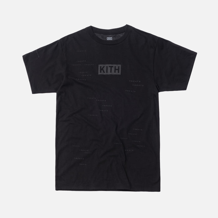 Kith Treats Encrypted Tee - Black