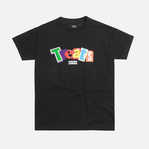 Kith Treats Cereal Day Tee - Black