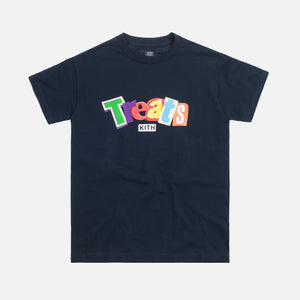 Kith Treats Cereal Day Tee - Navy