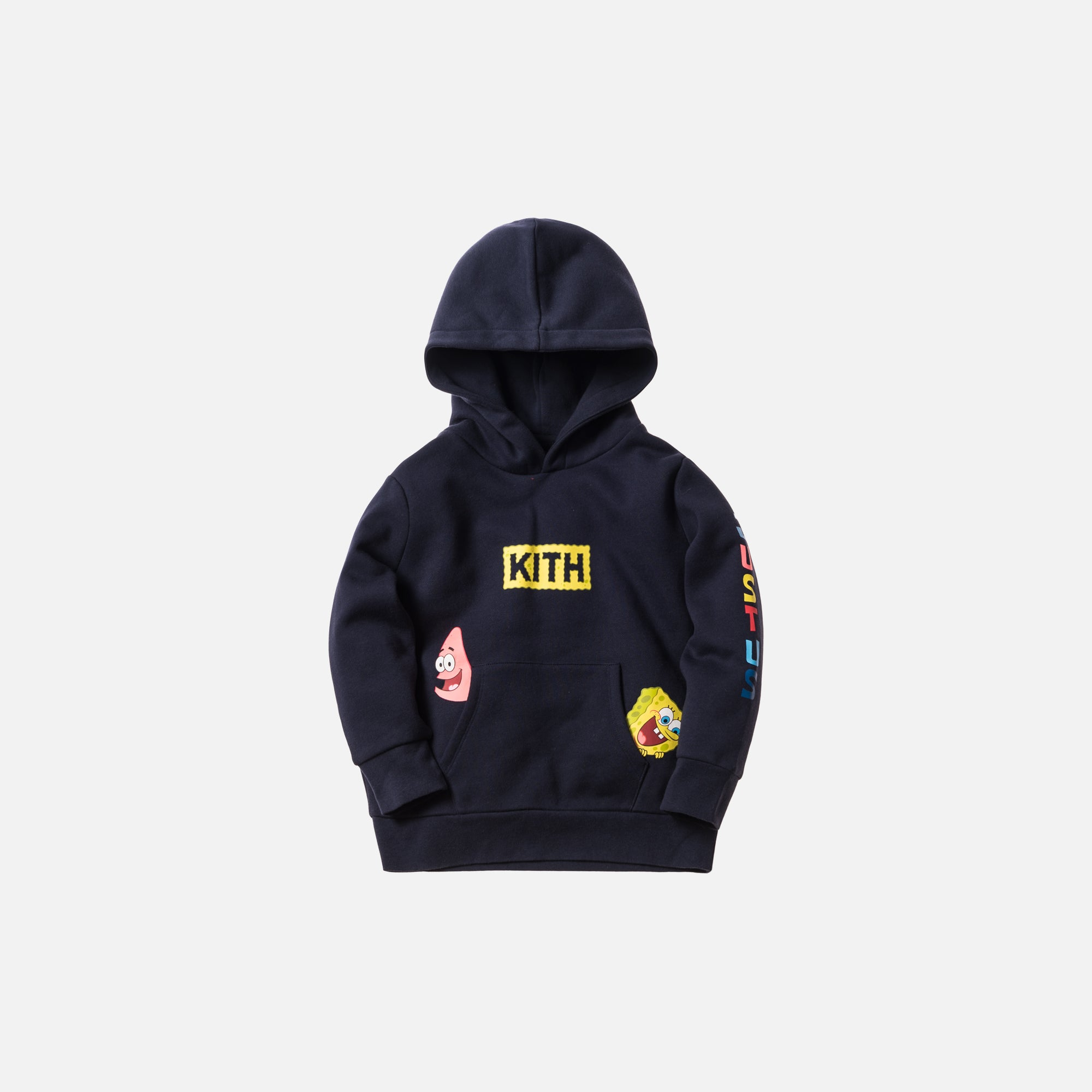 Kith Kids x SpongeBob Just Us Hoodie - Navy