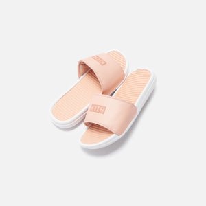 Kith Beach Slides - Peach Candy