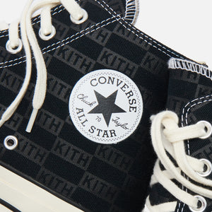 Kith x Converse Chuck Taylor All Star 1970 Classics - Black Image 3