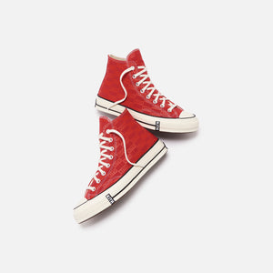 Kith x Converse Chuck Taylor All Star 1970 Classics - Salsa / Egret / Natural Image 2