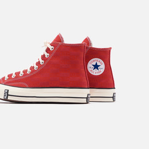 Kith x Converse Chuck Taylor All Star 1970 Classics - Salsa / Egret / Natural Image 5