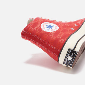 Kith x Converse Chuck Taylor All Star 1970 Classics - Salsa / Egret / Natural Image 10