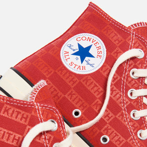 Kith x Converse Chuck Taylor All Star 1970 Classics - Salsa / Egret / Natural Image 6